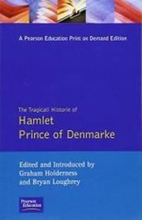 image of Hamlet - The First Quarto (Sos) (Shakespearean Originals - First Editions)
