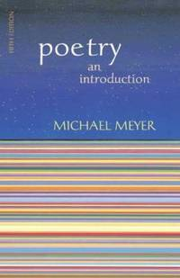 image of Poetry : An Introduction