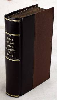 image of An essay concerning human understanding : In four books