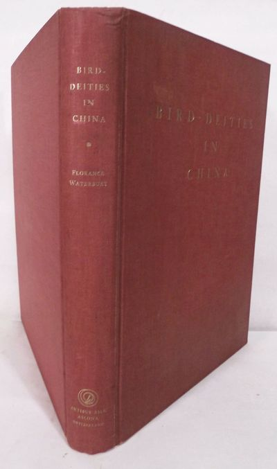 Ascona: Artibus Asiae, 1952. First edition. Hardcover. Orig. brick cloth lettered in gilt. Very good...