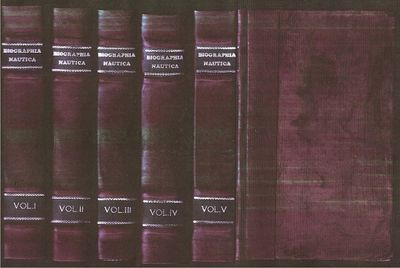 5 volumes: 520 pages with frontispiece, tables and six plates; 492 pages with tables, 479 pages, 587...