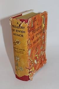 image of A Treasury Of Jewish Humor