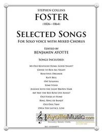 Selected Songs by Stephen Foster