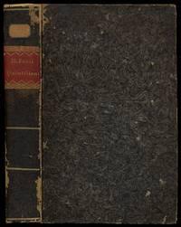 M. Fabii Quintiliani de Institutione Oratoria libri duodecim (Two volumes in one)