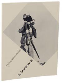 A. Stankowski Photographien Ab 1927-1939 / 1954