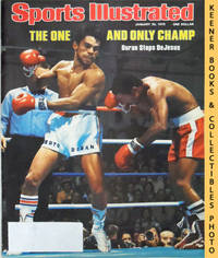 image of Sports Illustrated Magazine, January 30, 1978 (Vol 48, No. 5) : The One  And Only Champ - Duran Stops DeJesus