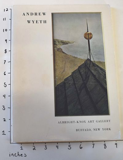 Buffalo, NY: Albright-Knox Art Gallery, 1962. Softcover. VG. Wraps. 75 pp. 3 color, 60 bw plates. Ca...