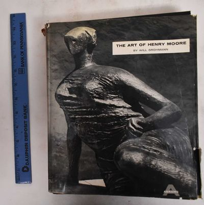 New York: Harry N. Abrams, 1960. Hardcover. Good+/Good (light age toning to pages, light shelfwear t...