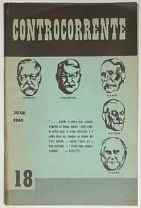 image of Controcorrente. New series no. 18 (June 1960)
