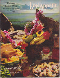 image of Bon Appétit, July-August 1968, Volume 13, No. 4 (Hawaii issue)