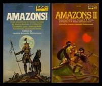 AMAZONS (1) (i) One; and (2) (ii) Two: Nightwork; Soul Slayer; Sho Courts A Reluctant Maiden;...
