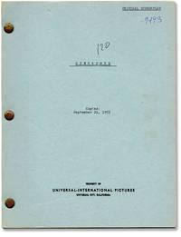 Istanbul [Singapore] (Original screenplay for the 1957 film)