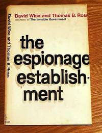 image of The Espionage Establishment.
