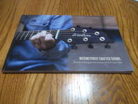 Breedlove Stringed Instruments 2014 Product line