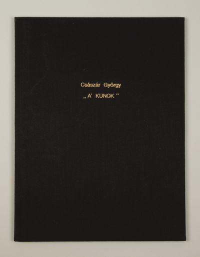 Pesten: Treichlinger J. , 1848. Folio. Full modern black cloth with titling gilt to upper. 1f. (titl...