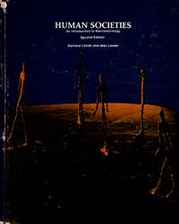 image of Human Societies An Introduction to MacRosociology