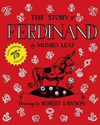 image of The Story of Ferdinand: 75th Anniversary Edition