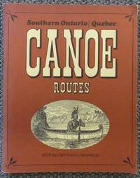 image of SOUTHERN ONTARIO/QUEBEC CANOE ROUTES.