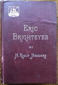 image of Eric Brighteyes. With Numerous Illustrations by Lancelot Speed.