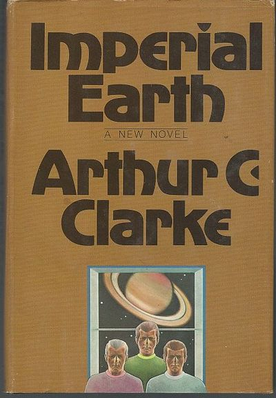 IMPERIAL EARTH, Clarke, Arthur C.