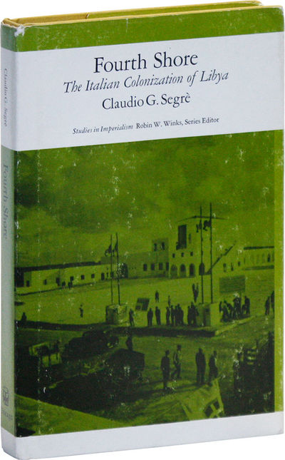 Chicago: The University of Chicago Press, 1974. First Edition. Hardcover. Scholarly history of the I...