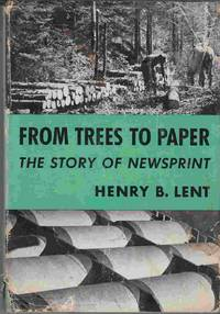 From Trees to Paper: The Story of Newsprint