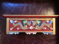 Tibetan Dragon Incense Box