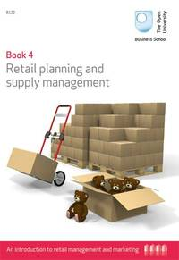 Retail Planning and Supply Management (Open University)