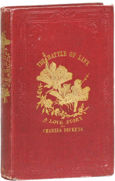 London: Bradbury & Evans, 1846. First Edition. Fourth State, with Cupid carrying a scroll on the eng...
