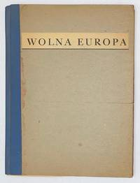 image of Wolna Europa: biuletyn informacyjny [eight issues of the anti-communist newsletter, which was dropped by balloon into Poland]