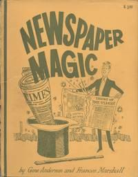 image of Newspaper Magic