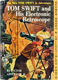Tom Swift And His Electronic Retroscope : The New Tom Swift Jr. Adventures  #14: Blue Tweed Boards - The New Tom Swift Jr. Adventures Series