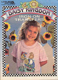 Daisy Kingdom Iron-On Transfers
