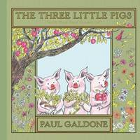 image of The Three Little Pigs (Folk Tale Classics)