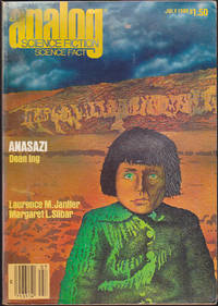 Analog Science Fiction / Science Fact, July 1980 (Volume 100, Number 7)