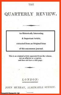 Horace. A rare original article from the Quarterly Review, 1892