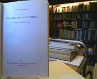 """Der griechische Buchtitel. Einige Beobachtungen. Reihe """"Libelli"""" Band CLXIX"""