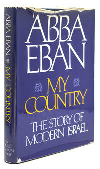 My Country.  The Story of Modern Israel