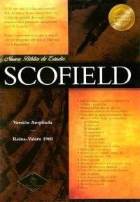 RV 1960 New Scofield Study Bible