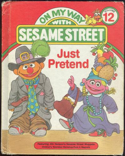 JUST PRETEND Featuring Jim Henson's Sesame Street Muppets, Alexander, Liza