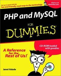 PHP and MySQLFor Dumm