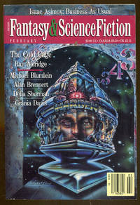 image of The Magazine of Fantasy & Science Fiction: February, 1990