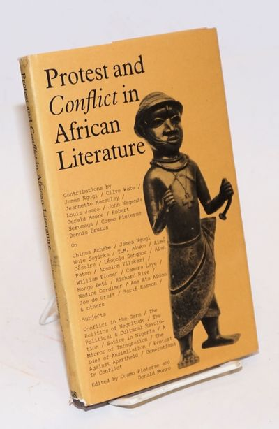 New York: Africana Publishing Corp, 1971. Hardcover. xii, 128p., very good reprint edition in boards...
