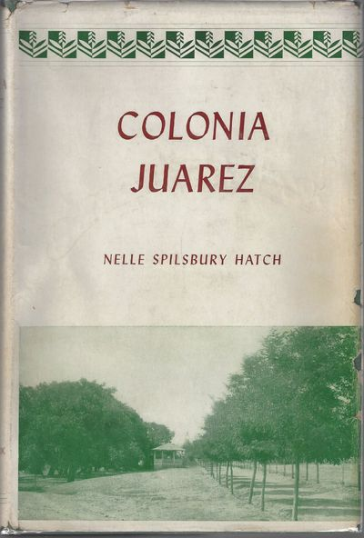 Salt Lake City: Deseret Book Company, 1954. First Edition. 290pp. Octavo Green cloth with the title ...