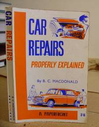 Car Repairs Properly Explained
