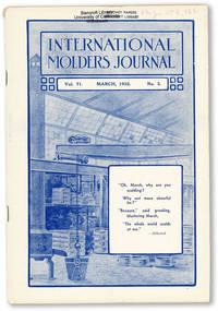 International Molders Journal. Vol. 71, no.3 (March 1935)