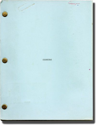N.p.: N.p., 1983. First Draft script for an unproduced film. Various personalities come together at ...