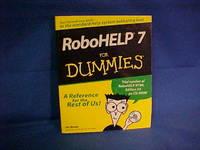 Robohelp 7 for Dummies