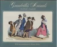 image of GRANDVILLE'S ANIMALS: The World's Vaudeville.