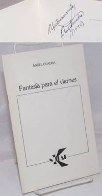 image of Fantasía para el viernes [signed]